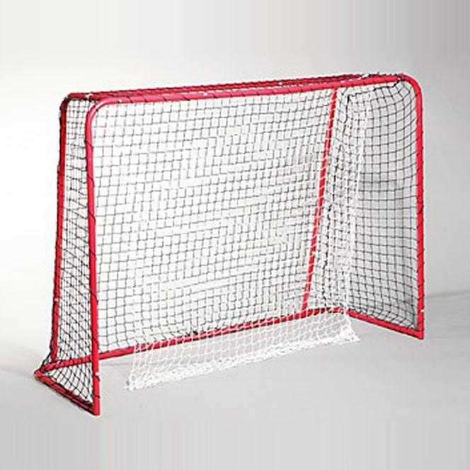 Unihockey Tor mit Netz und Dropnetz 115 x 160cm