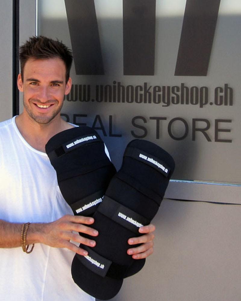 unihockeyshop.ch Goalieschoner Crown