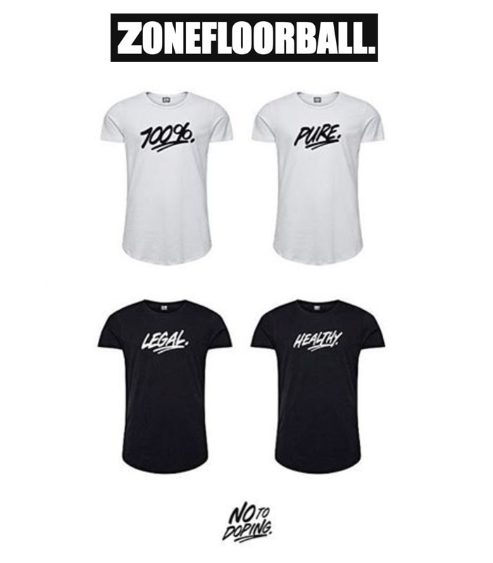 Zone T-Shirt No To Doping