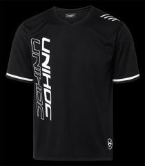 unihoc Shirt Vendetta schwarz-weiss