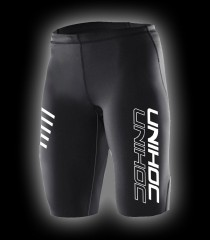 unihoc Compression Shorts schwarz
