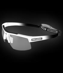 Zone Sportbrille Protector Junior weiss/schwarz