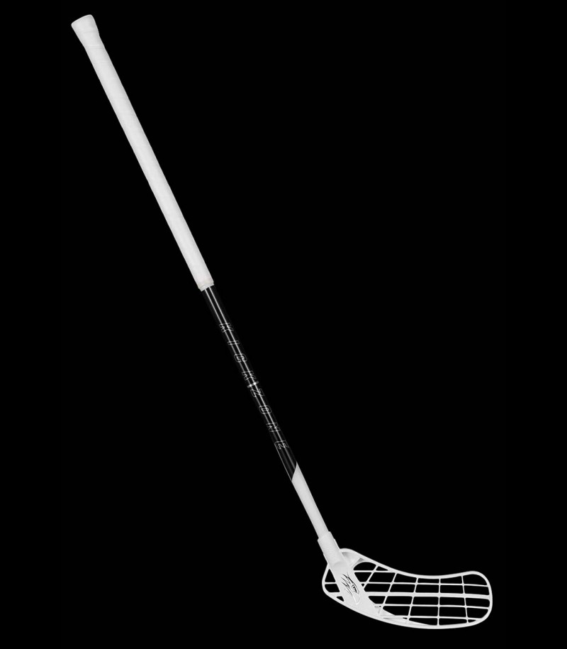 Salming Hawk KickZone 35 Junior white/black