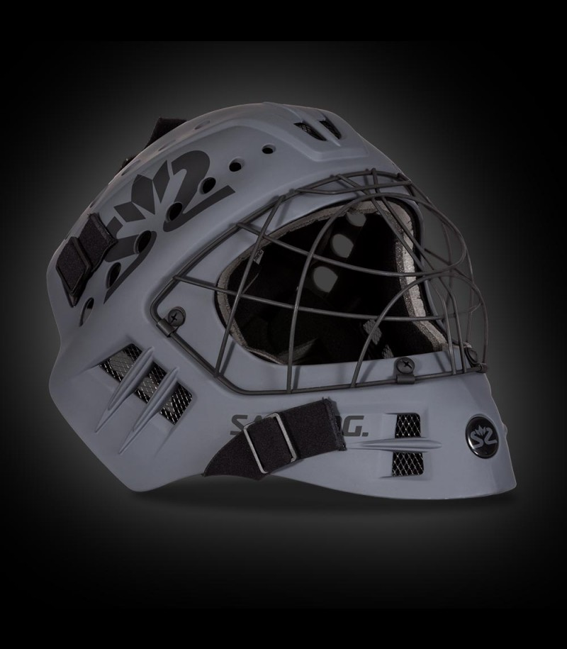 Salming Goaliemaske Phoenix Elite darkgrey