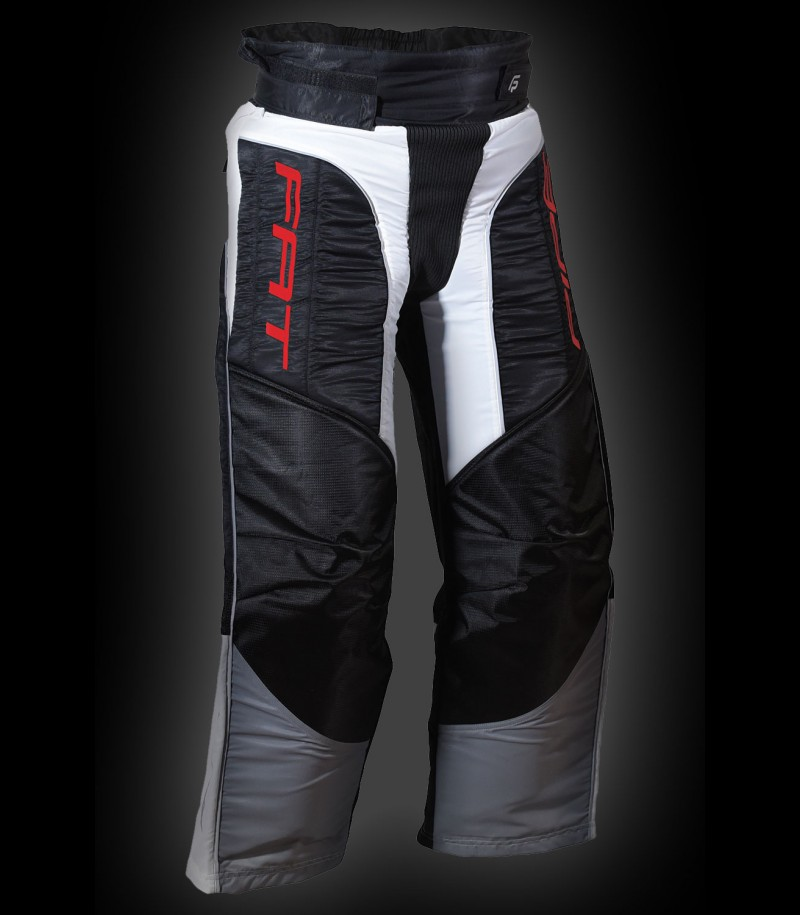 Fatpipe Goaliepants Junior black/red