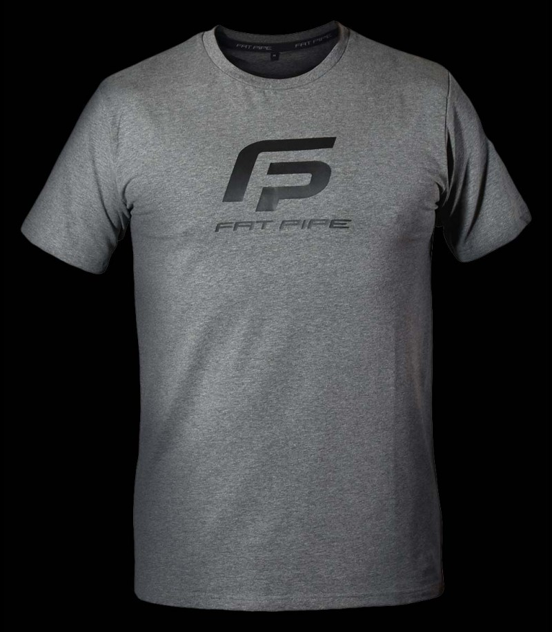 Fatpipe T-Shirt Tim grey