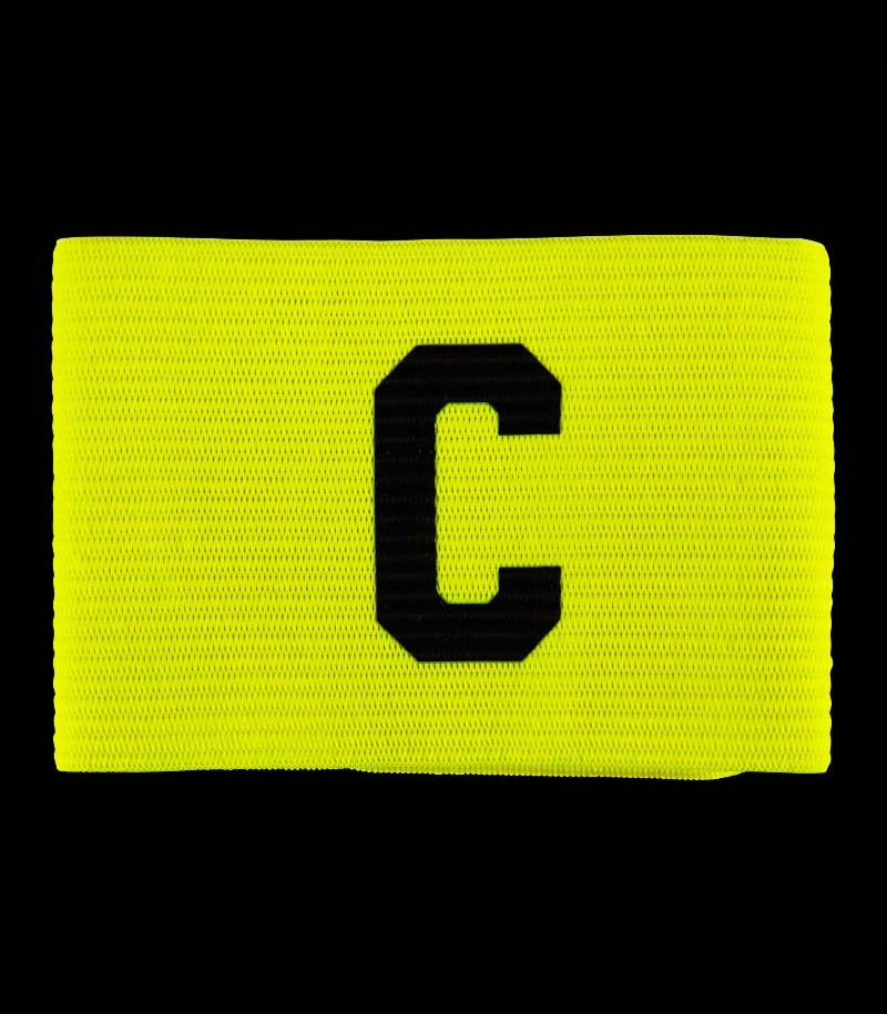 Salming Captainbinde safety yellow