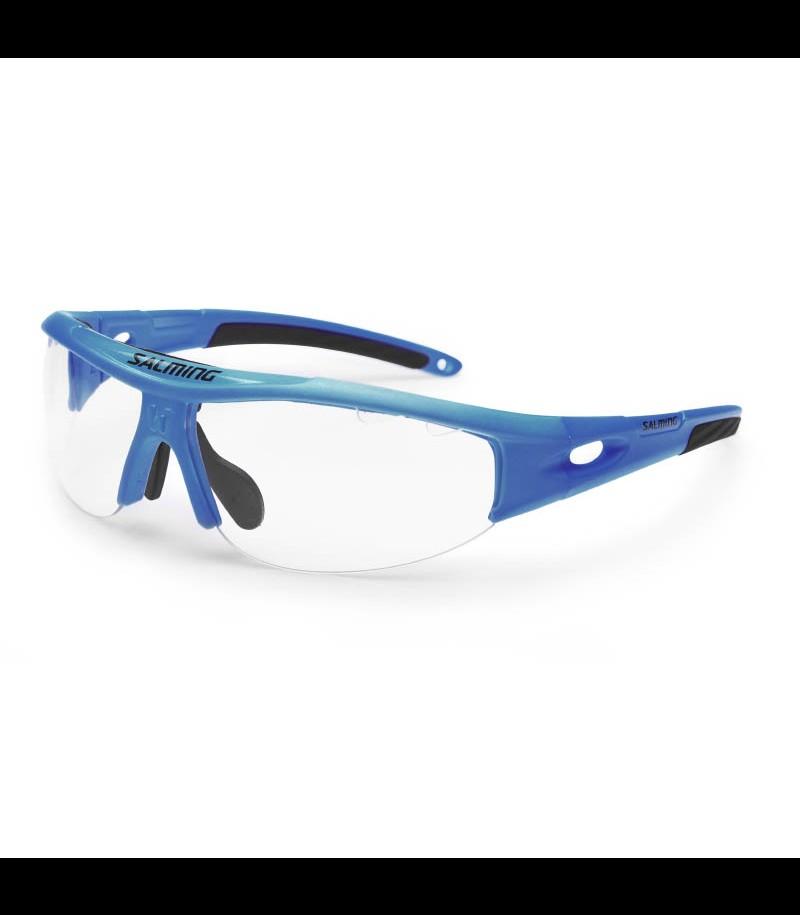 Salming Schutzbrille V1 Junior blau
