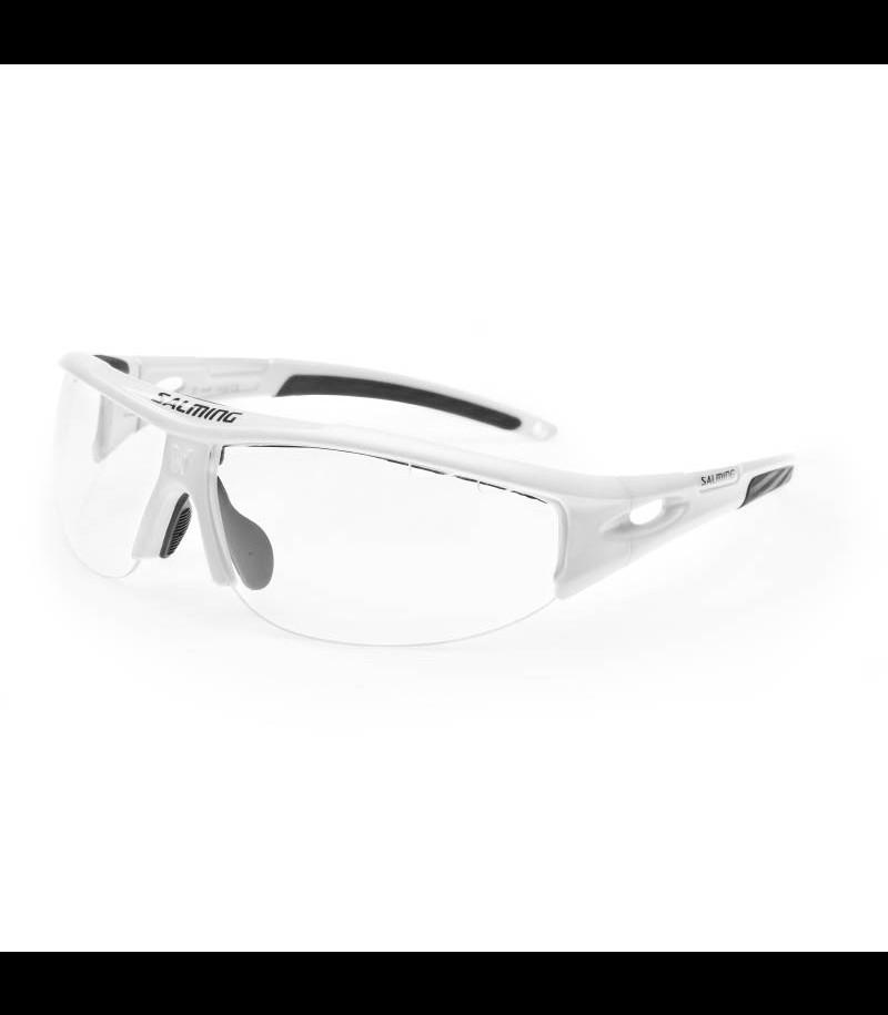 Salming Schutzbrille V1 Kids weiss