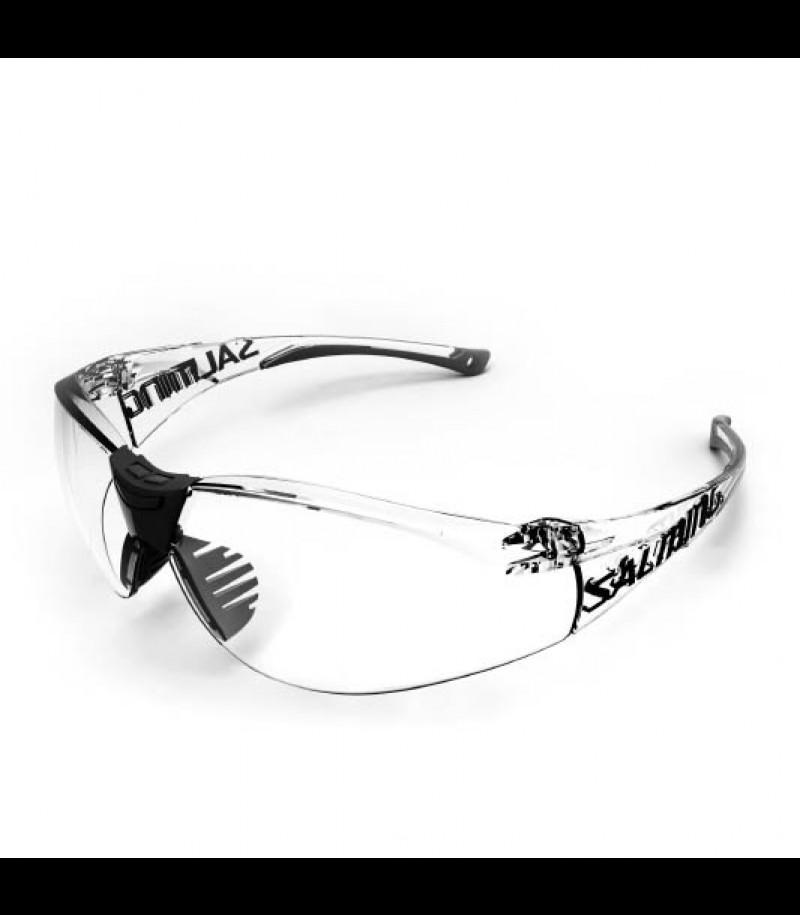 Salming Schutzbrille Split Vision Senior schwarz
