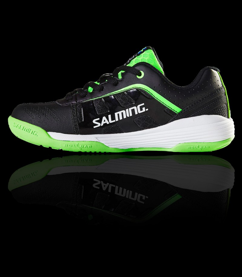 Salming Adder Kid black/green