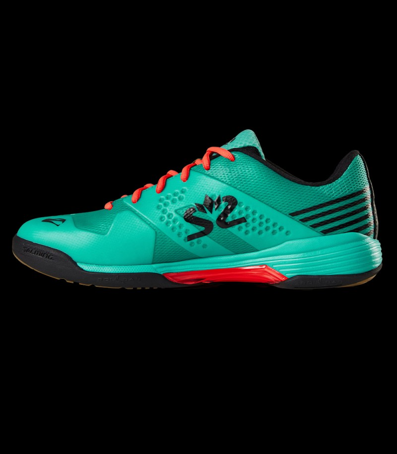 Salming Viper 5 Men turquoise/black