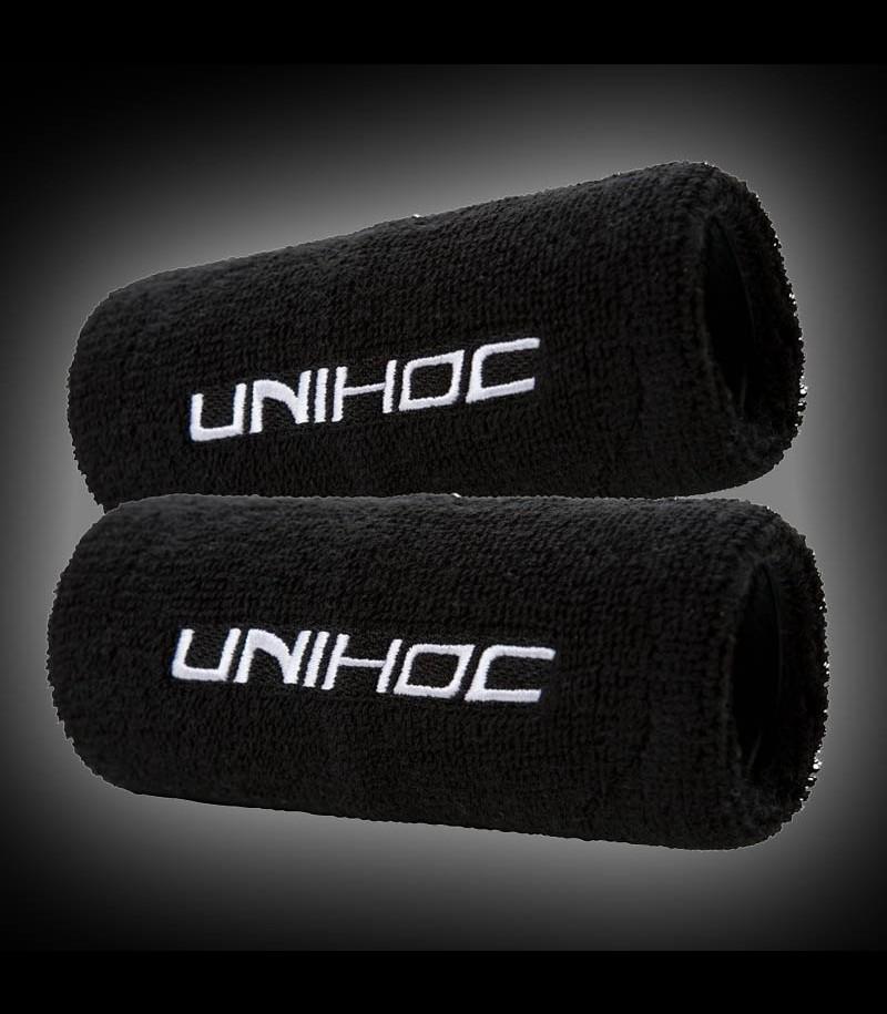 unihoc Schweissband Classic schwarz