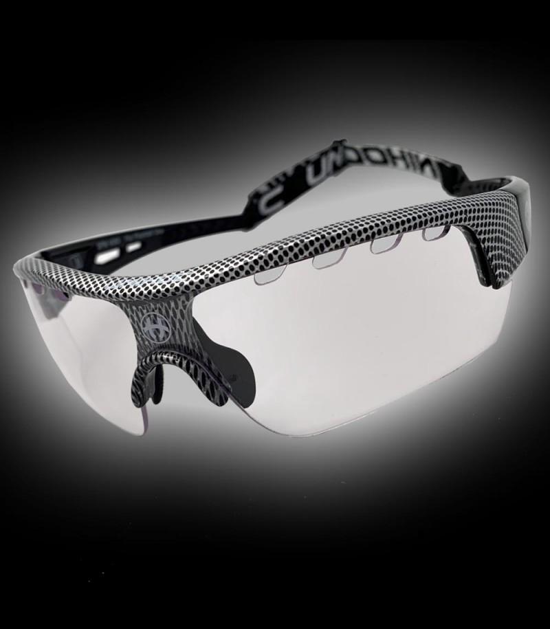unihoc Sportbrille Victory senior carbon