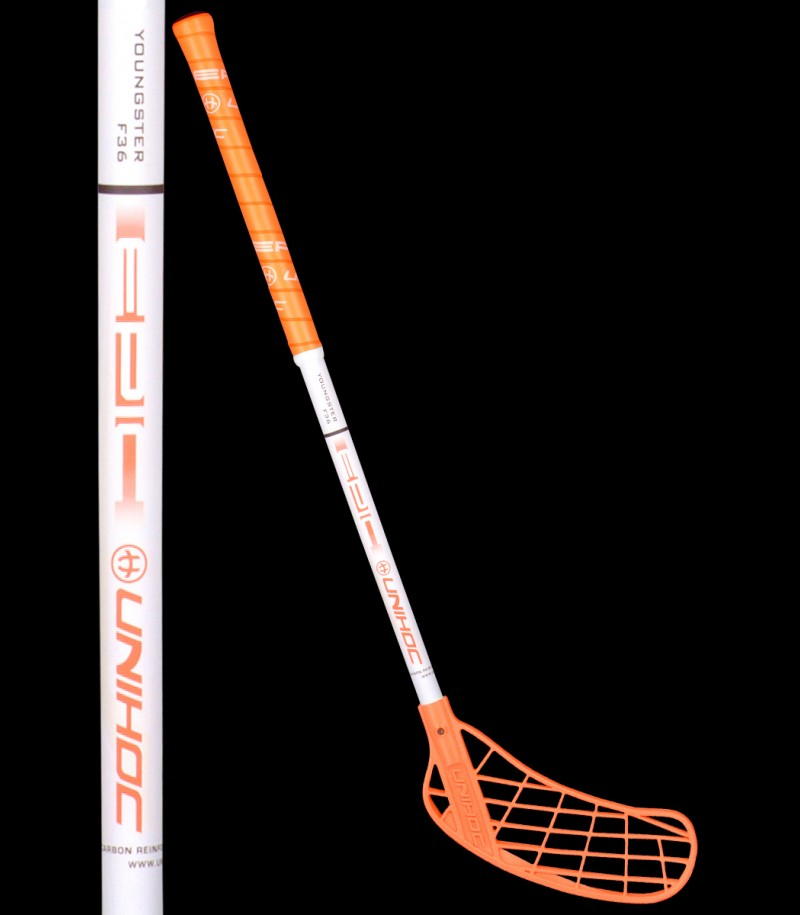 unihoc EPIC Youngster neon orange
