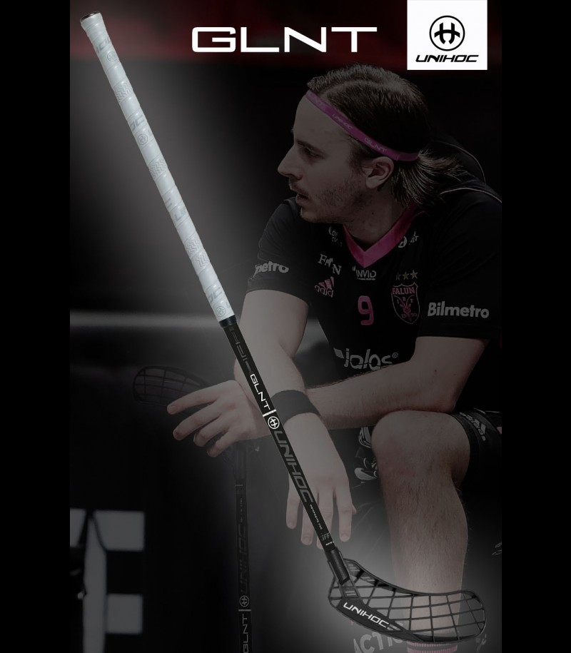 unihoc EPIC GLNT Junior Black Edition