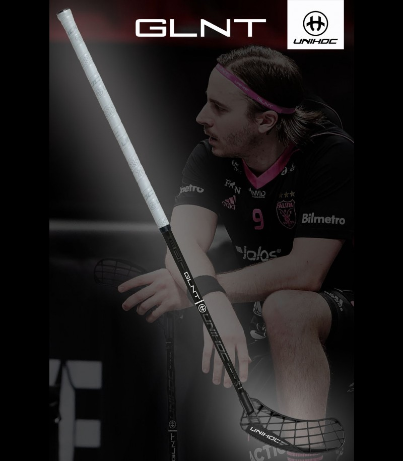 unihoc EPIC GLNT Top Light 26 II Black Edition