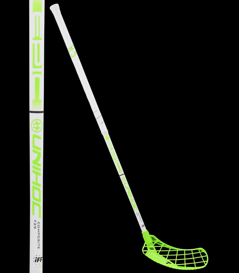 unihoc EPIC Composite 29 white/green