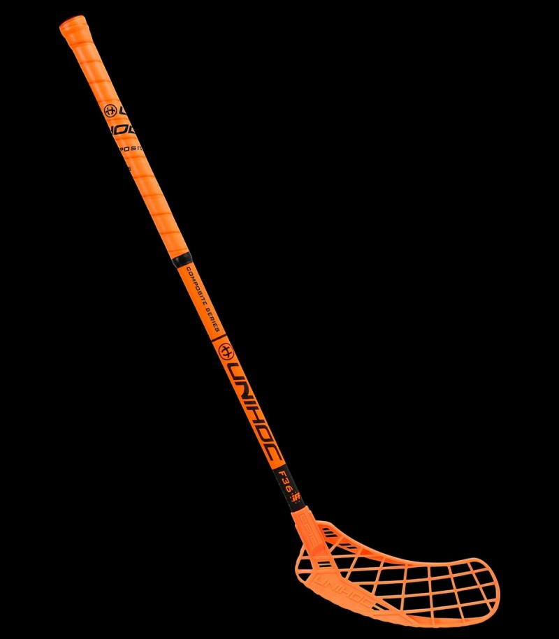 unihoc EPIC Youngster orange