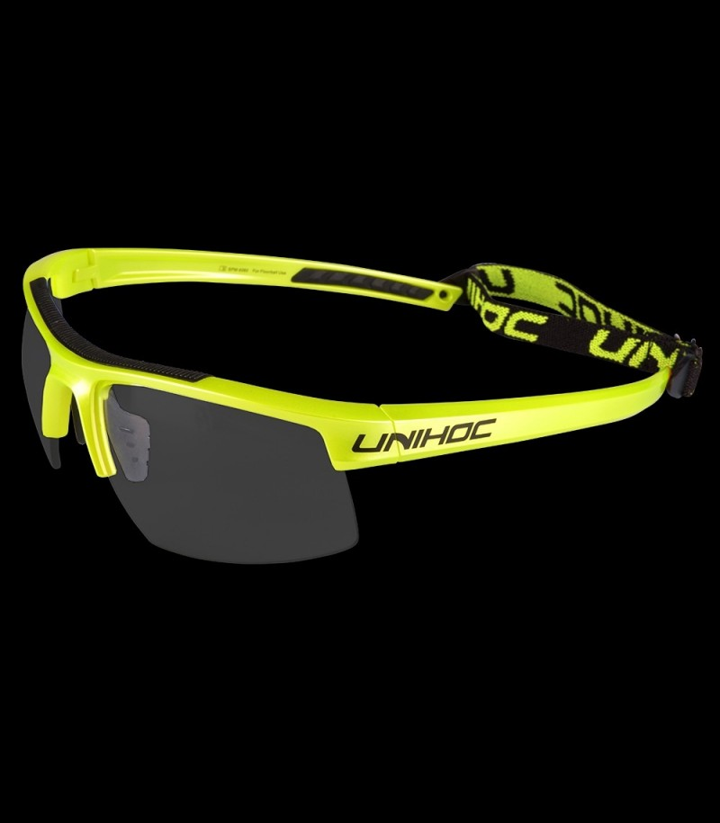 unihoc Sportbrille Energy Junior lime