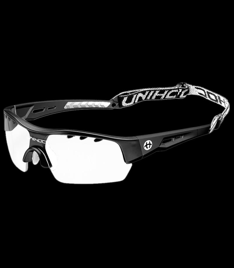 unihoc Sportbrille Victory senior schwarz