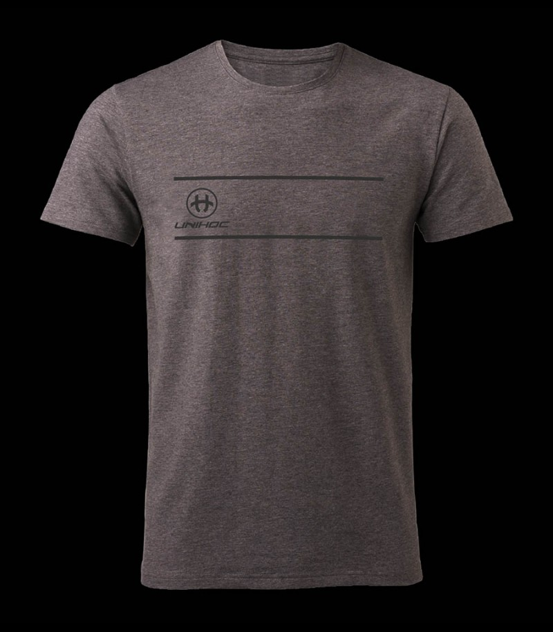 unihoc T-Shirt Allstar dark grey