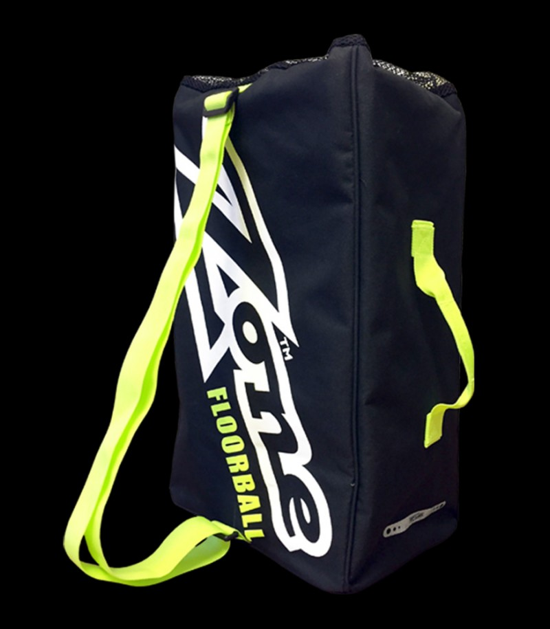 Zone Ballbag Eyecatcher black/lime