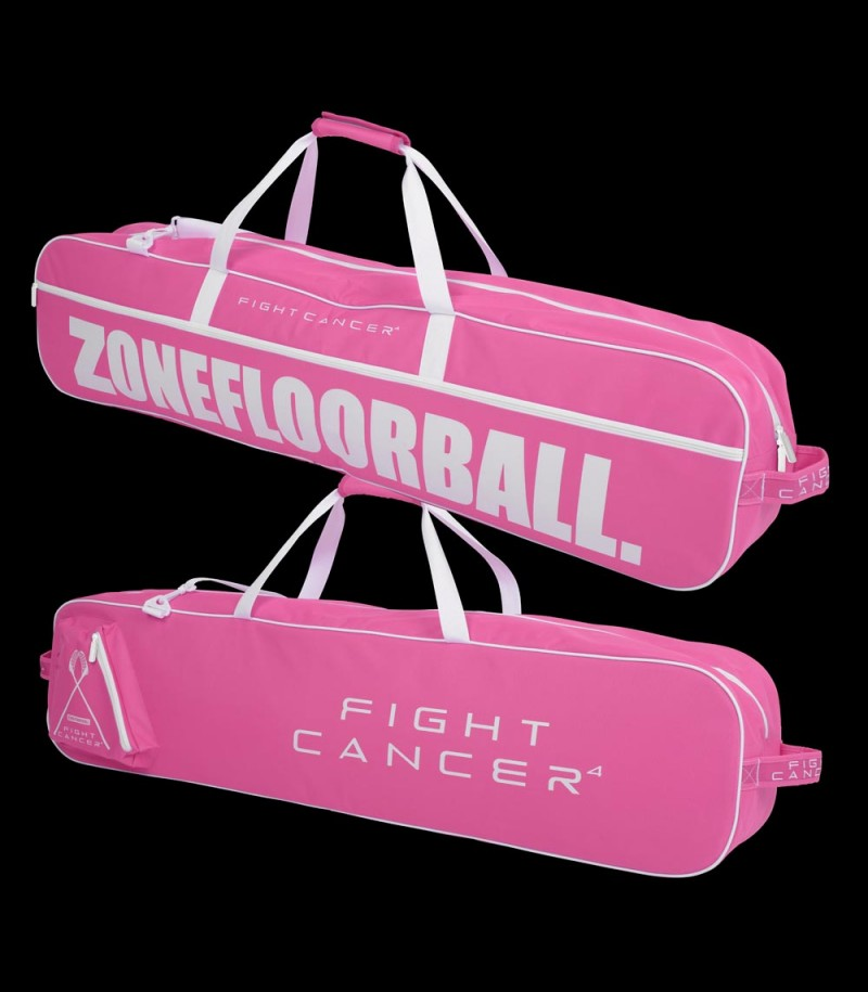 Zone Toolbag Fight Cancer pink