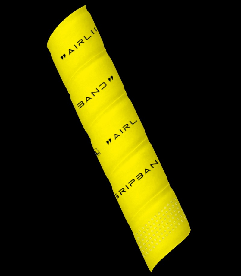 Zone Griffband Airlight neongelb