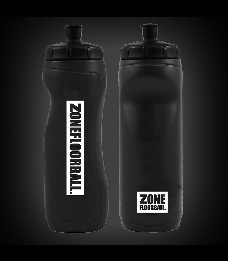 Zone Wasserflasche ICECOLD schwarz