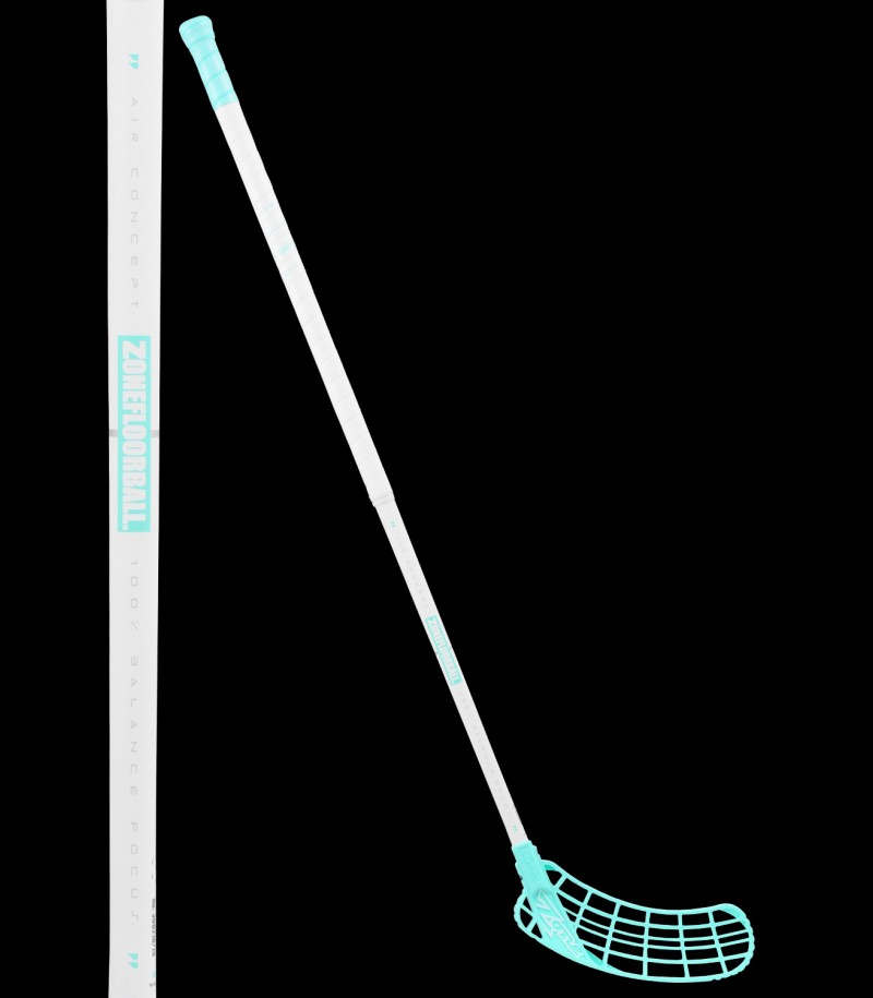 Zone ZUPER Air Superlight F29 white/turquoise