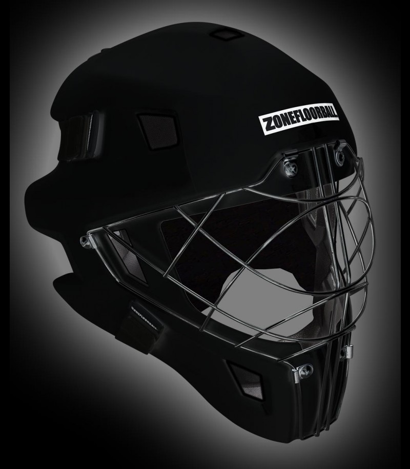 Zone Goaliemaske Monster Cat Eye Cage blacked out