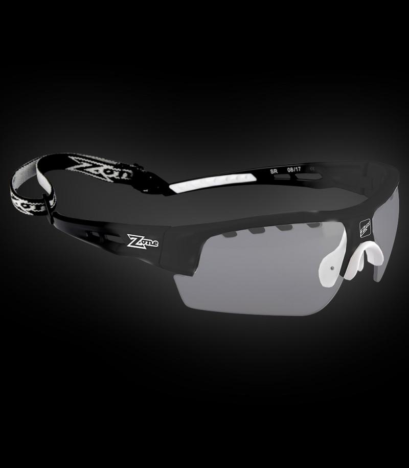 Zone Sportbrille Matrix Senior schwarz