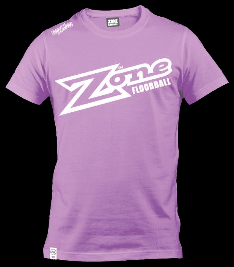 Zone T-Shirt Teamwear light violet