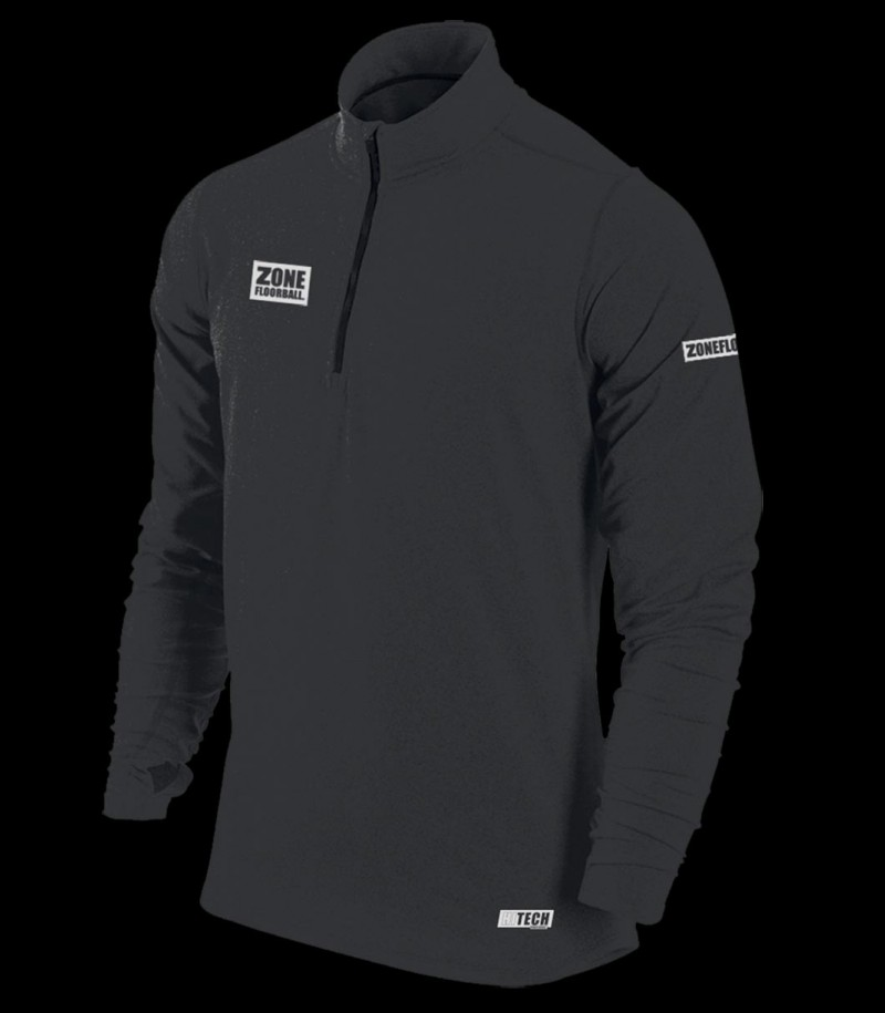 Zone Longsleeve Shirt Hitech black