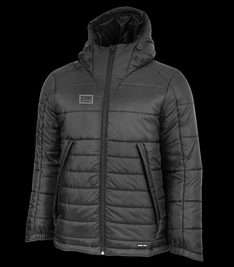 Zone Winterjacke Premium Parka black