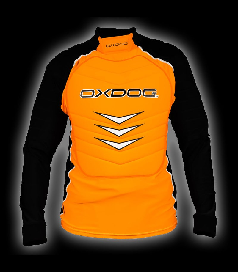 OXDOG Goalieweste Tour orange
