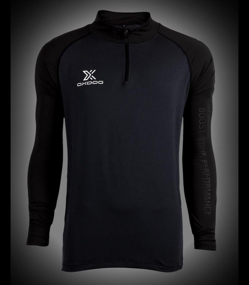 OXDOG Warmup Halfzip Winton Pro black