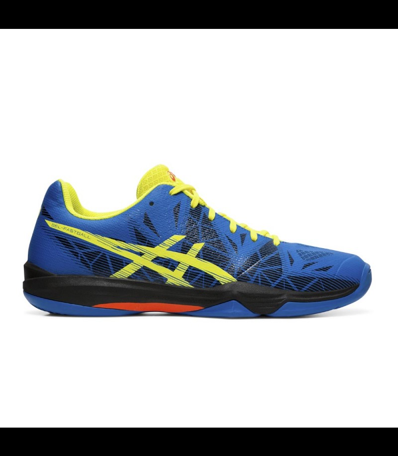 asics GEL FASTBALL 3 Men blue/yellow