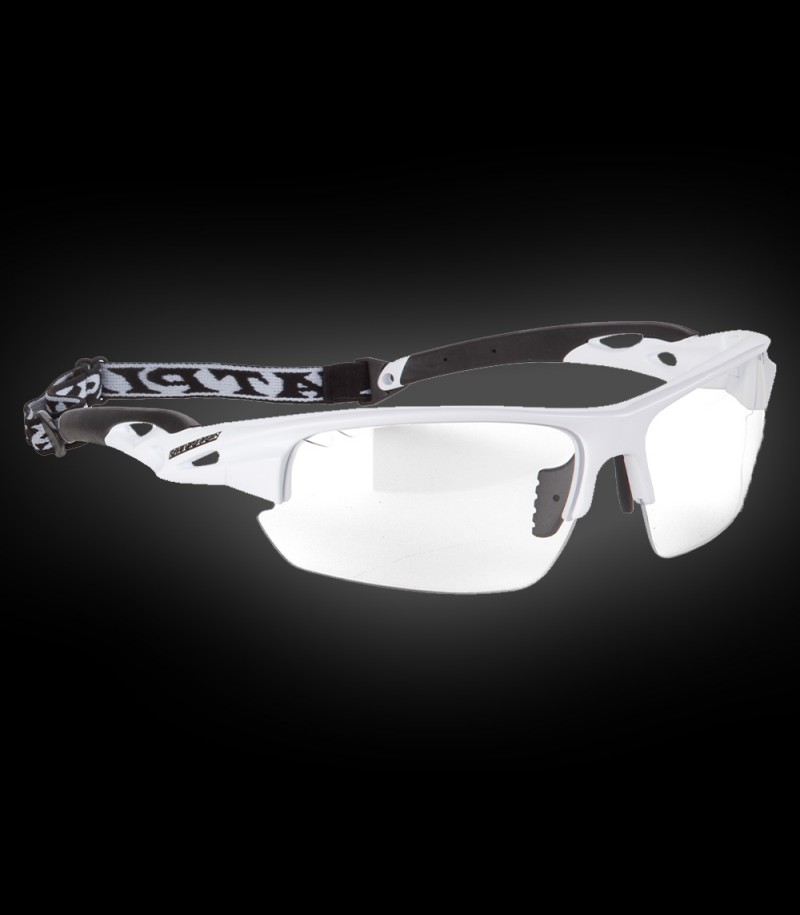 Fatpipe Sportbrille Protective Senior weiss