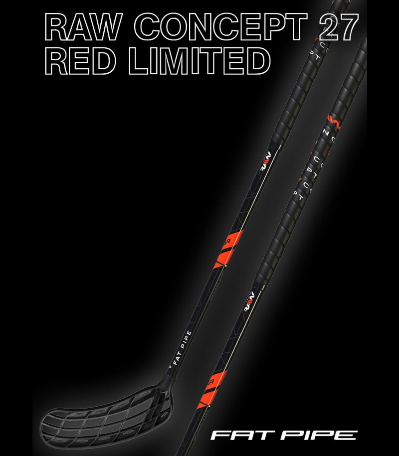 Fatpipe RAW Concept 27 ORC RED LIMITED
