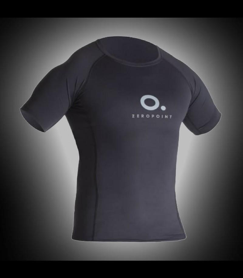 ZeroPoint Power Compression T-Shirt Men black