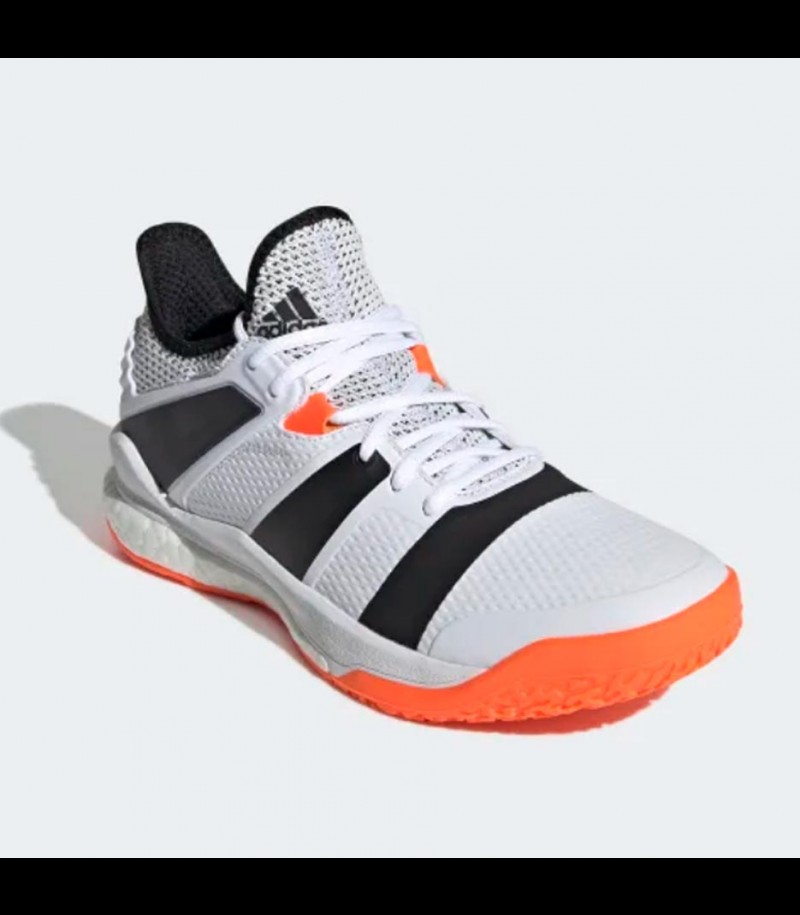 Adidas Stabil X Men white/orange