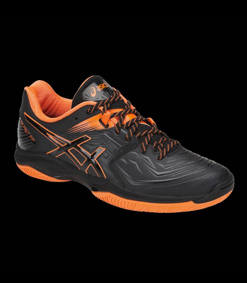 asics BLAST FF schwarz/orange