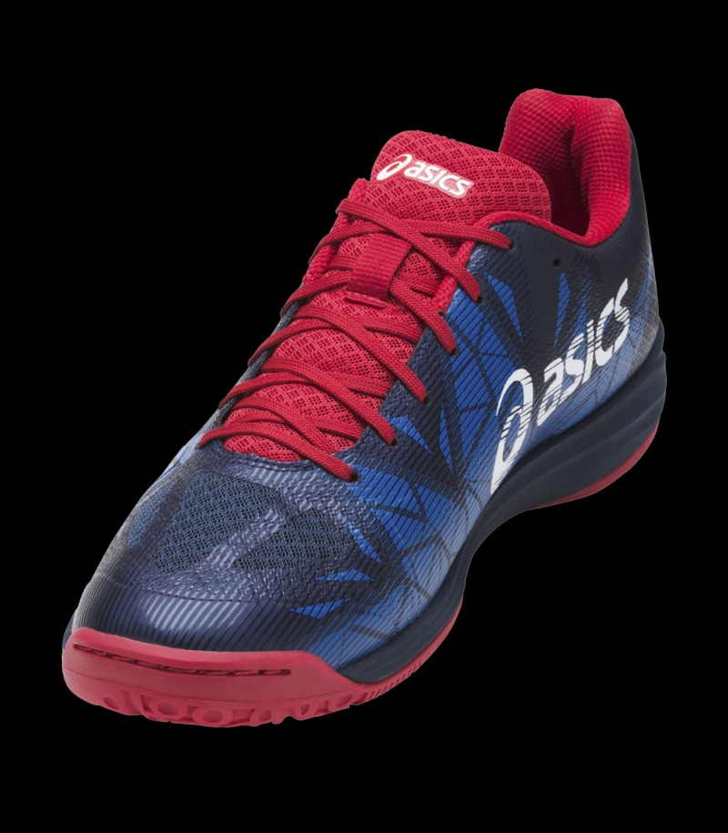 asics GEL FASTBALL 3 Men blue/white/red