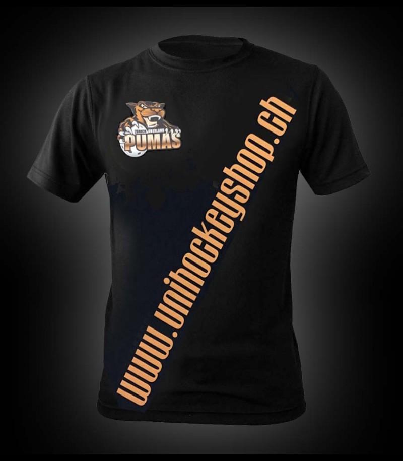 unihockeyshop.ch T-Shirt Badge Promo ZO Pumas