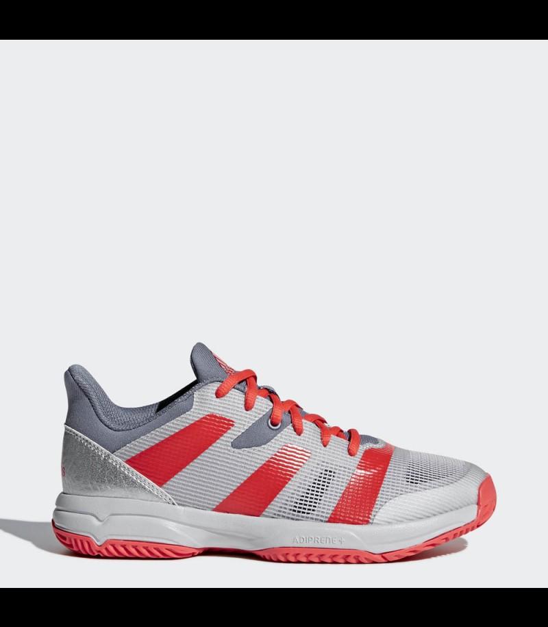 Adidas Stabil X Junior silver metallic