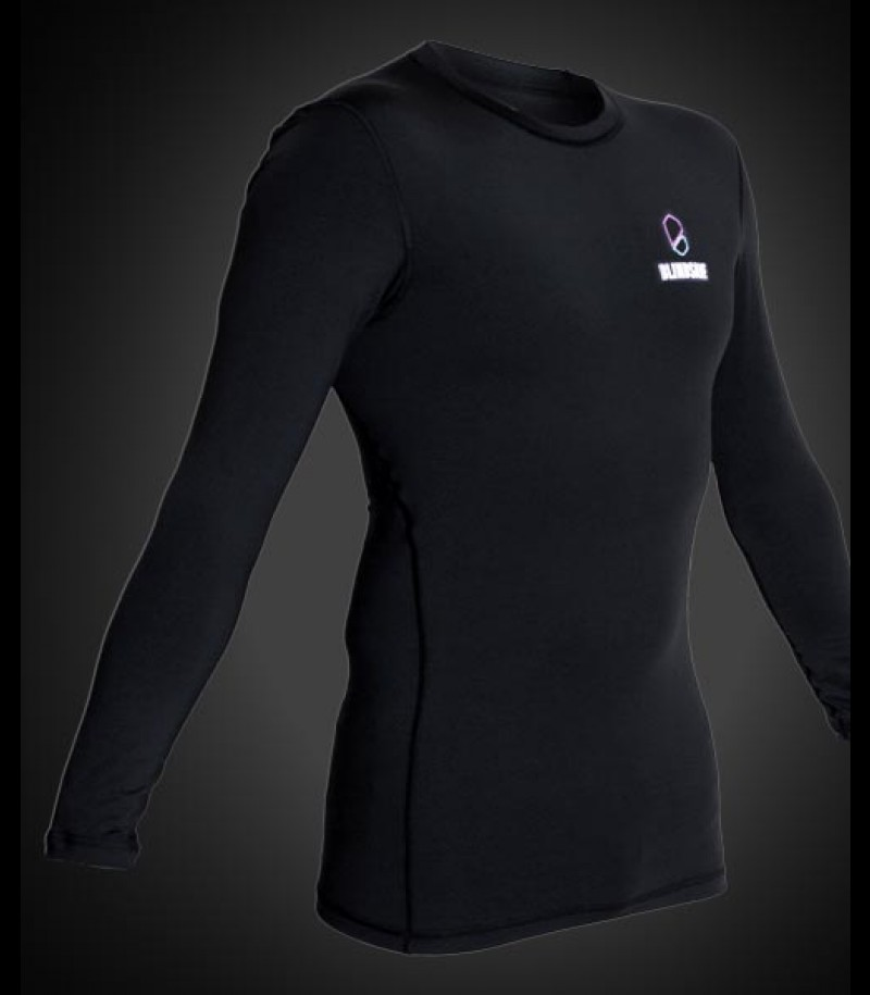 Blindsave Longsleeve Compression Shirt black