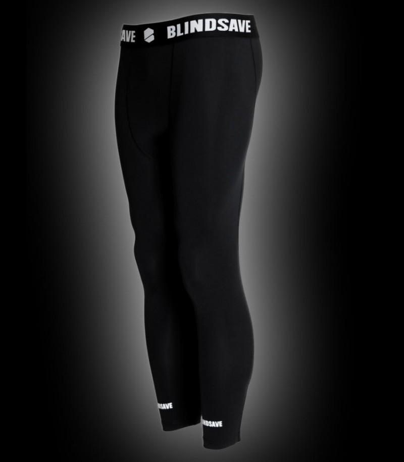 Blindsave Compression Long Pants black