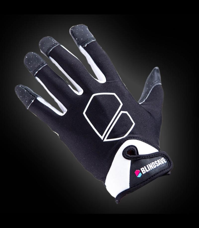 Blindsave Goaliehandschuhe Premium schwarz